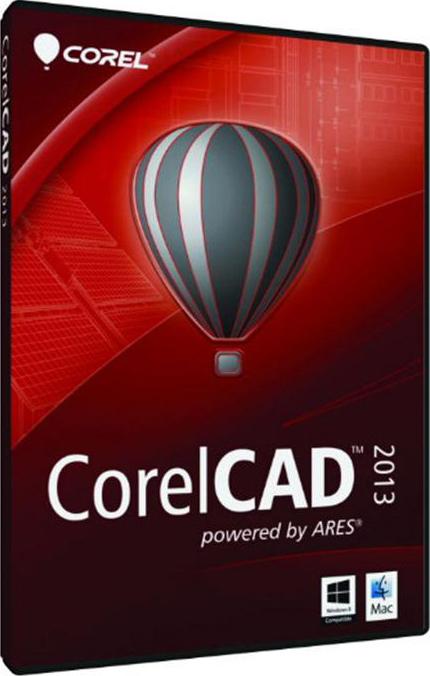 CorelCAD 2013  цена и фото
