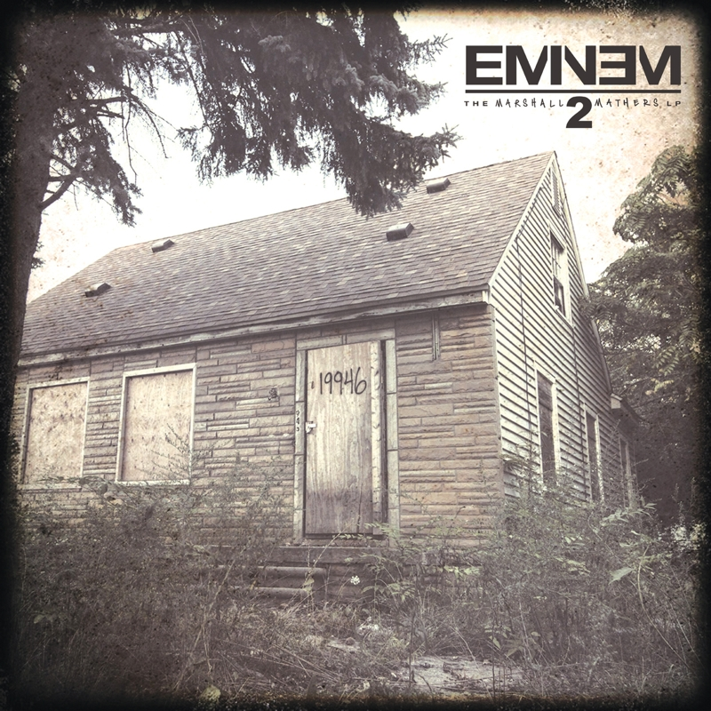Eminem: The Marshall Mathers LP 2 (CD) eminem eminem eminem presents the re up 2 lp