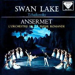 P.I. Tchaikovsky. Swan Lake (2 LP) от 1С Интерес