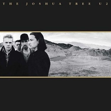 U2. The Joshua Tree. Original Recording Remastered (2 LP) u2 u2 the joshua tree 2 lp 30 anniversary