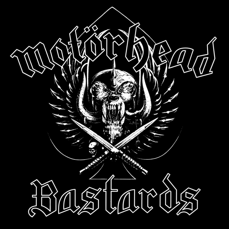 Motorhead. Bastards (LP)