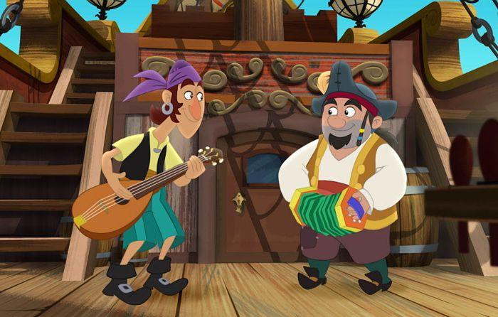 Джейк и пираты Нетландии. Йо-хо, ребята, вперед! от 1С Интерес