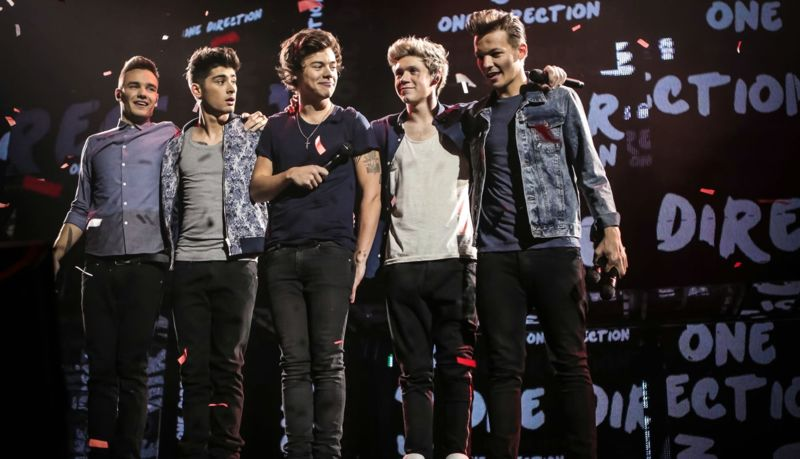 One Direction. Это мы (Blu-ray 3D + 2D) от 1С Интерес