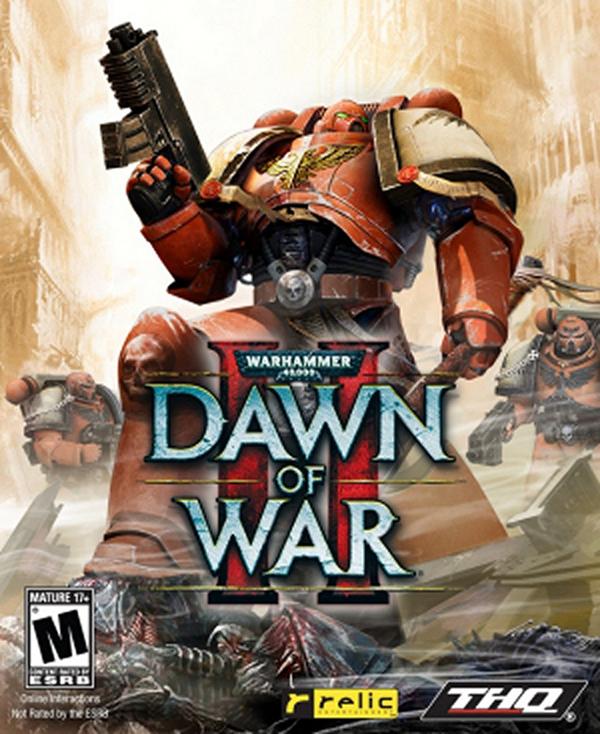 Warhammer 40 000. Dawn of War II (Цифровая версия) видеоигра для pc warhammer 40 000 dawn of war iii
