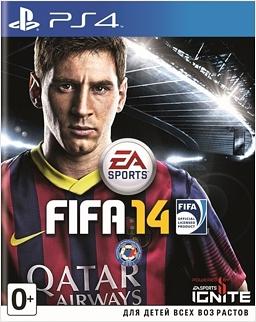 FIFA 14 [PS4]Испытайте подлинную радость, забивая голы в FIFA 14. Игра достоверно передает красоту и напряжение настоящего футбола. Создавайте острые моменты и испытайте восторг, когда мяч влетает в ворота соперника.<br>