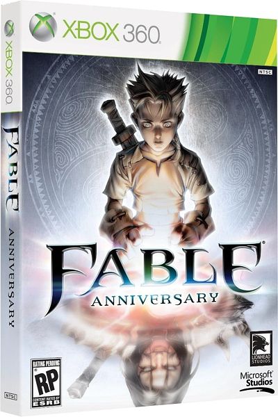 Fable Anniversary [Xbox 360] xbox 360 бу шный в твери