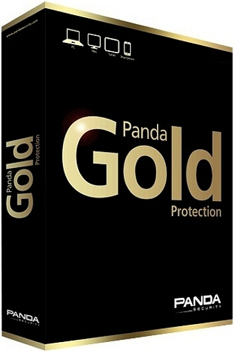 Panda Gold Protection (1 устройство, 1 год) (Цифровая версия)