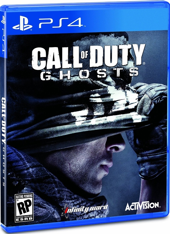 Call of Duty. Ghosts [PS4]