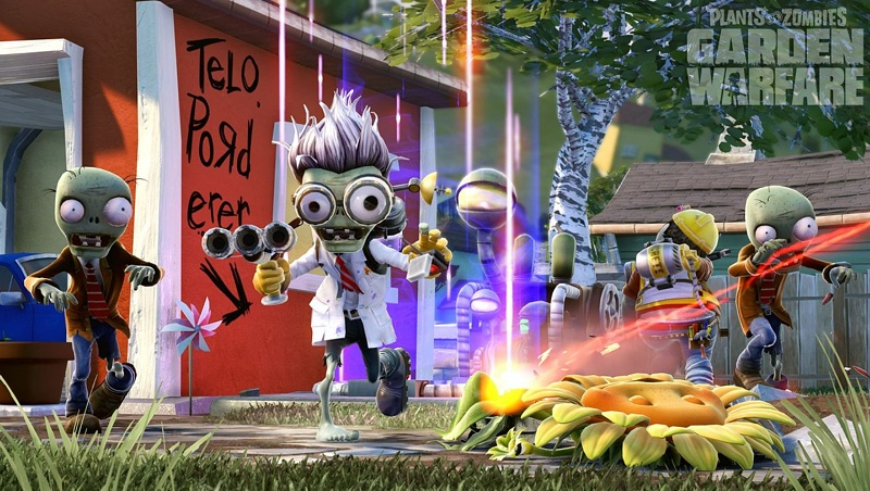 Plants vs. Zombies Garden Warfare [Xbox One] от 1С Интерес
