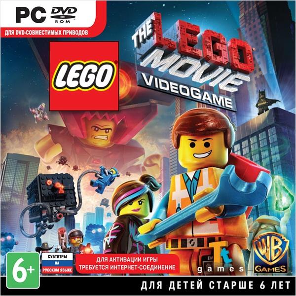 The LEGO Movie Videogame [PC-Jewel]Даже самое обыденное становится необыкновенным, если оно сделано из кубиков LEGO в игре The LEGO Movie Videogame по мотивам одноименного анимационного фильма.<br>
