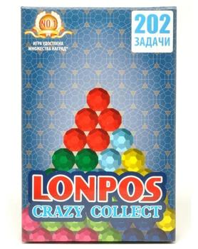Головоломка Lonpos. Crazy Collect от 1С Интерес