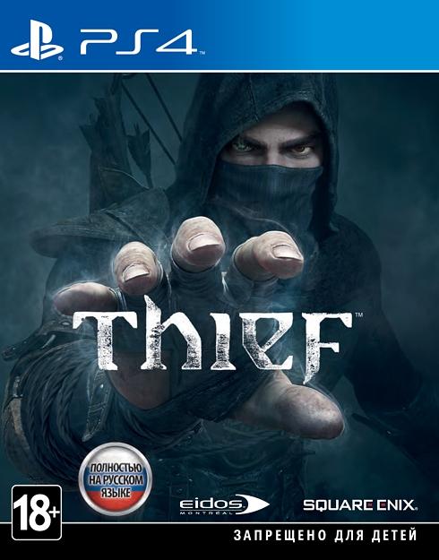 Thief [PS4]Thief &amp;ndash; это новая игра от студии Eidos-Montreal, создателей ставшего культовым Deus ex. Human Revolution.<br>