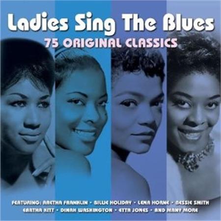 Сборник: Ladies Sing The Blues (3 CD)