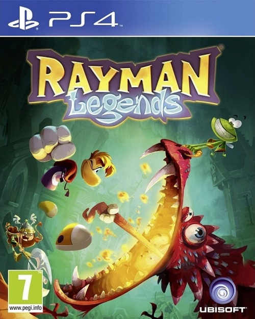 Rayman Legends [PS4] rayman legends ps3