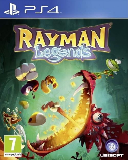 Rayman Legends [PS4]Игра Rayman Legends продолжает серию игр Rayman в жанре 2D-платформер, где вам предстоит в компании Рэймана, Глобокса и Тинси перенестись в нарисованный мир, являющийся отправной точкой их веселых и безудержных приключений.<br>