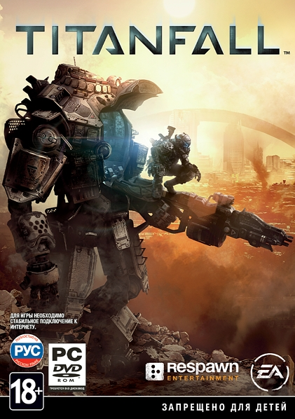 Titanfall [PC] игра electronic arts titanfall 2 angel city