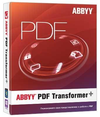 ABBYY PDF Transformer+ [Цифровая версия] (Цифровая версия) abbyy lingvo x6 многоязычная домашняя версия цифровая версия