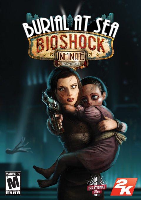 Bioshock Infinite. Морская могила. Эпизод 2. Дополнение  лучшие цены на игру и информация о игре