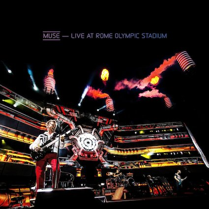 Muse: Live At Rome Olympic Stadium (CD + DVD)