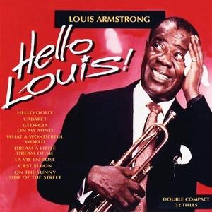 Louis Armstrong: Hello Louis! (2 CD)