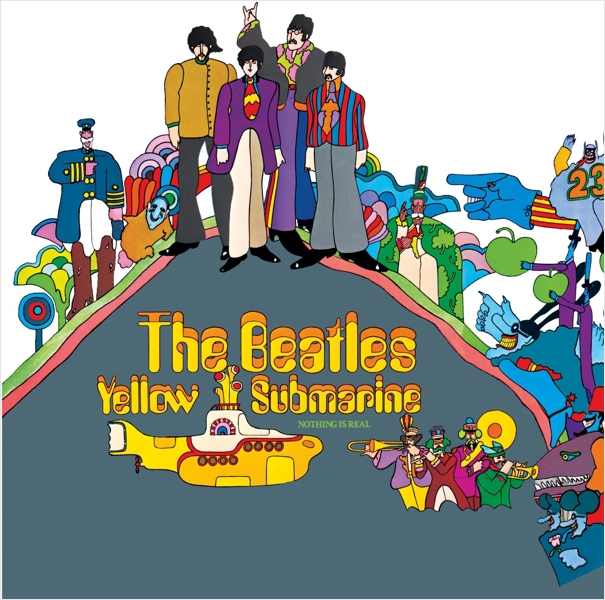 The Beatles. Yellow Submarine. Original Recording Remastered (LP) phil collins the essential going back original recording remastered lp