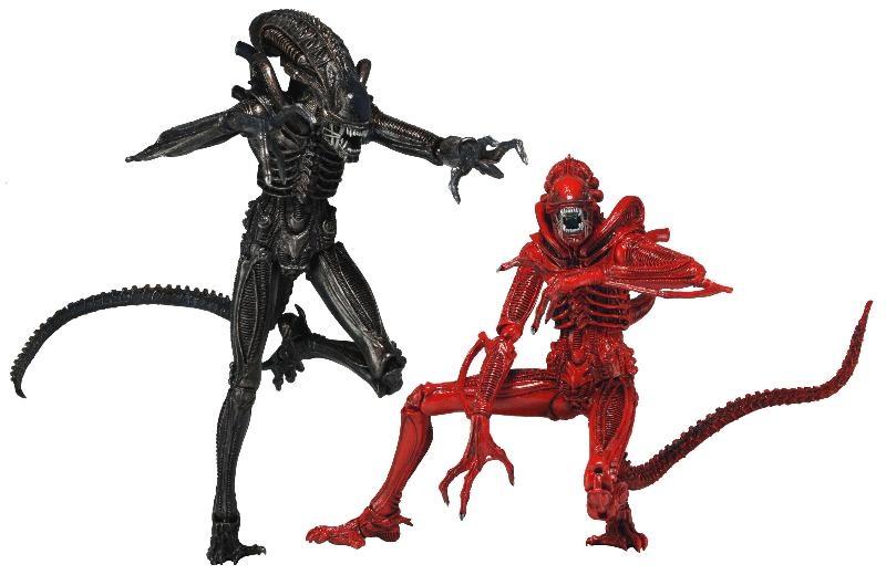 Набор фигурок Aliens 7 Series 2 Genocide 2 Pack (18 см)Набор фигурок Aliens 7 Genocide 2 Pack создан на основе популярного комикса Aliens Genocide.<br>