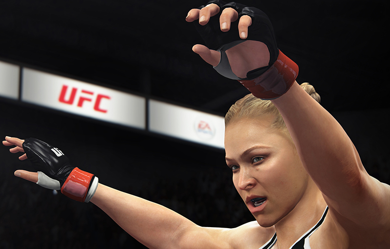 EA Sports UFC [Xbox One] от 1С Интерес