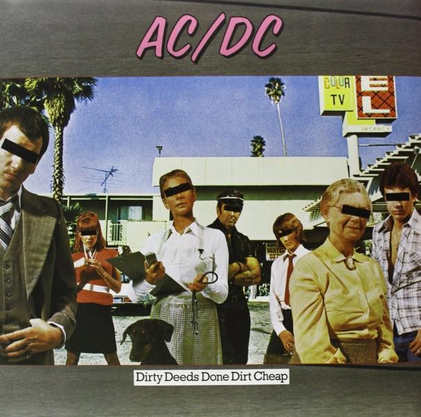 AC/DC. Dirty Deeds Done Dirt Cheap Limited Edition (LP)Альбом AC/DC. Dirty Deeds Done Dirt Cheap Limited Edition &amp;ndash; виниловое переиздание альбома, первоначально выпущенного в Европе в 1976 году и в США в 1981 году.<br>