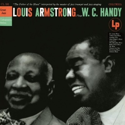 Louis Armstrong Plays W.C. Handy (LP)