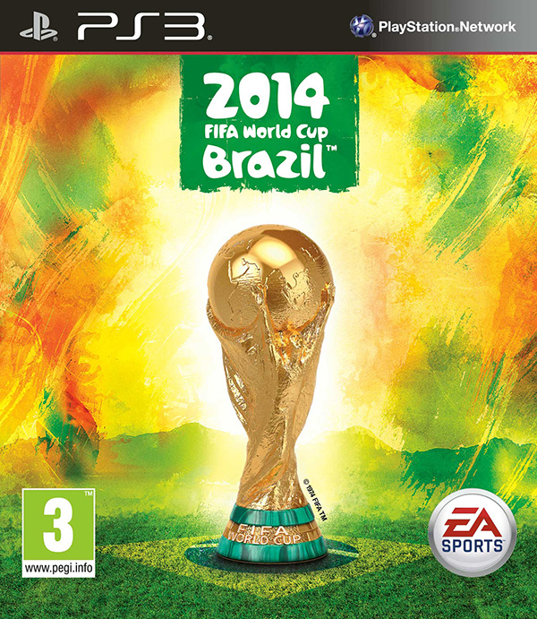 2014 FIFA World Cup Brazil [PS3] 2014 fifa world cup brazil champion s edition [ps3]