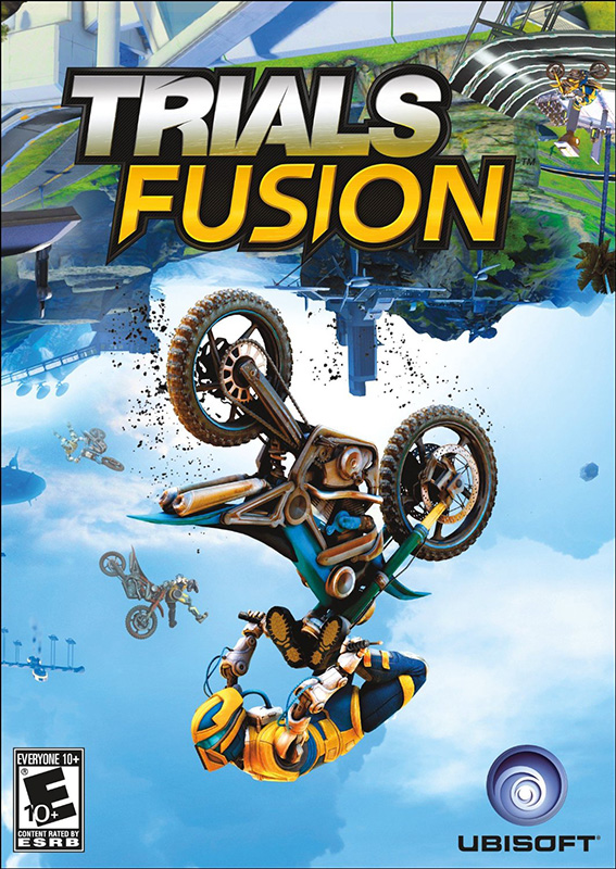 Trials Fusion. Empire of the Sky. Дополнение [PC, Цифровая версия] (Цифровая версия) trials fusion the awesome max edition [xbox one]