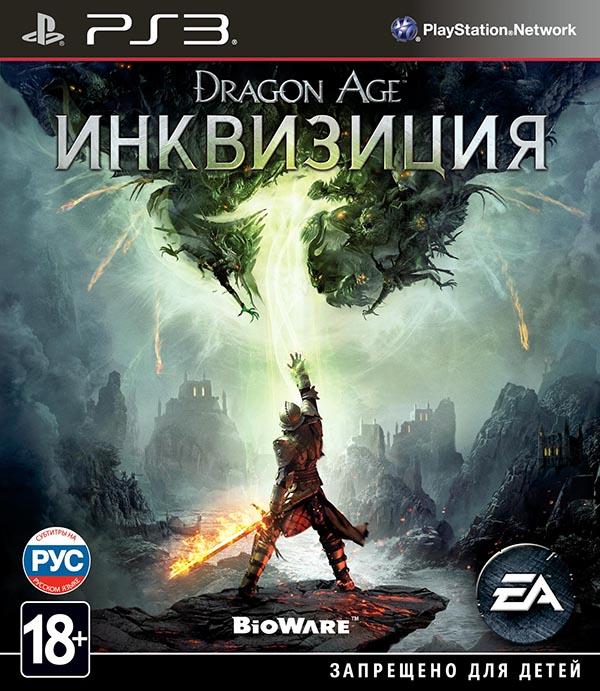 Dragon Age: Инквизиция [PS3]Исследуйте яркий мир Тедаса &amp;ndash; от истерзанных войной равнин до скалистых побережий &amp;ndash; в новой ролевой игре Dragon Age. Inquisition.<br>