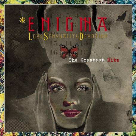 Enigma: Love Sensuality Devotion – The Greatest Hits (CD)