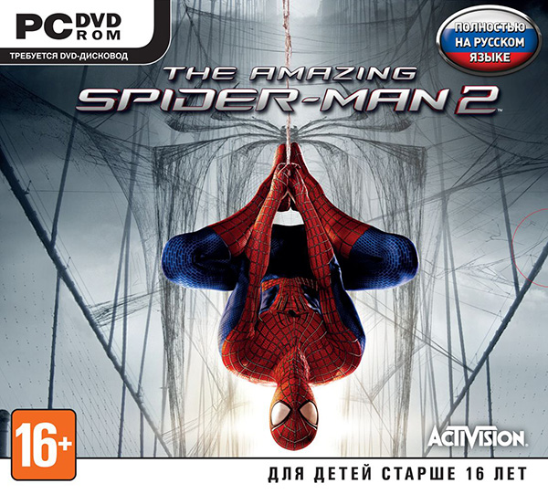 The Amazing Spider-Man 2 [PC-Jewel] the little book of the amazing spider man
