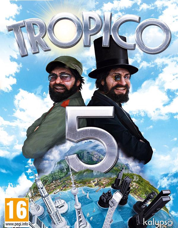 Тропико 5  лучшие цены на игру и информация о игре