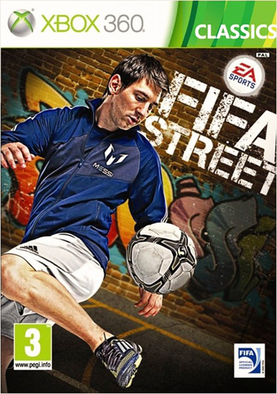 FIFA Street (Classics) [Xbox 360]