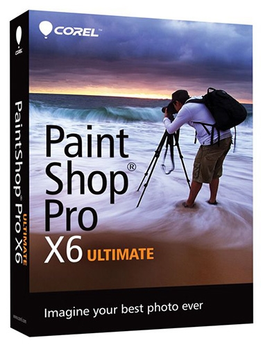 PaintShop Pro X6 Ultimate [Цифровая версия] (Цифровая версия) bask vinson pro v2