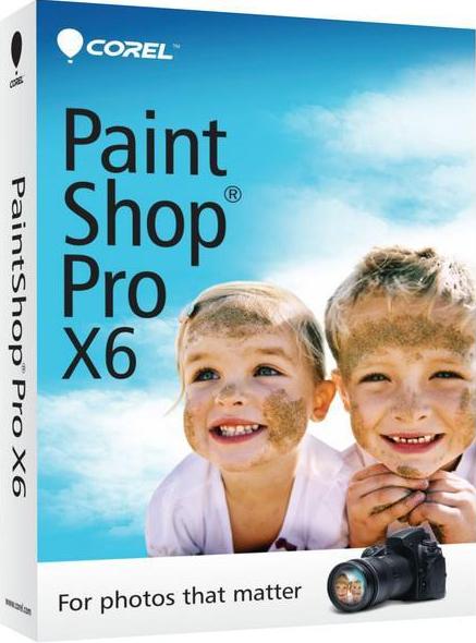 PaintShop Pro X6 [Цифровая версия] (Цифровая версия) hetman word recovery коммерческая версия цифровая версия