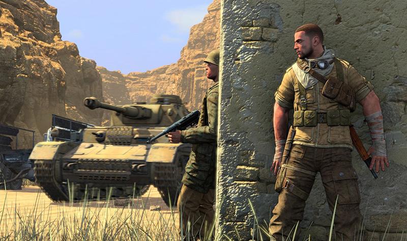 Sniper Elite 3 [PS4] от 1С Интерес