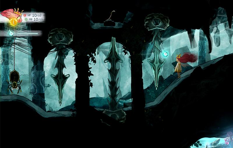 Child of Light. Complete Edition [PS Vita] от 1С Интерес