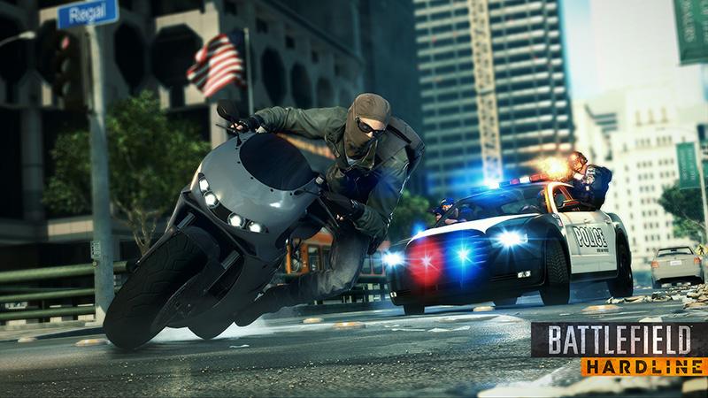 Battlefield Hardline. Deluxe Edition [PS4] от 1С Интерес