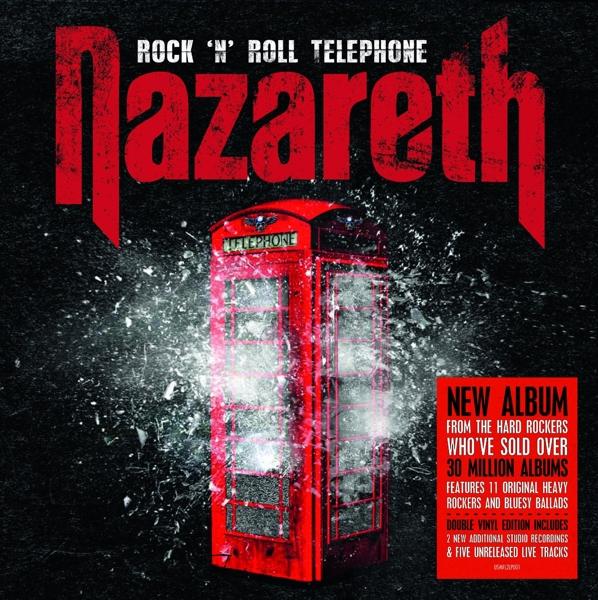Nazareth. Rock'N'Roll Telephone (2 CD) от 1С Интерес
