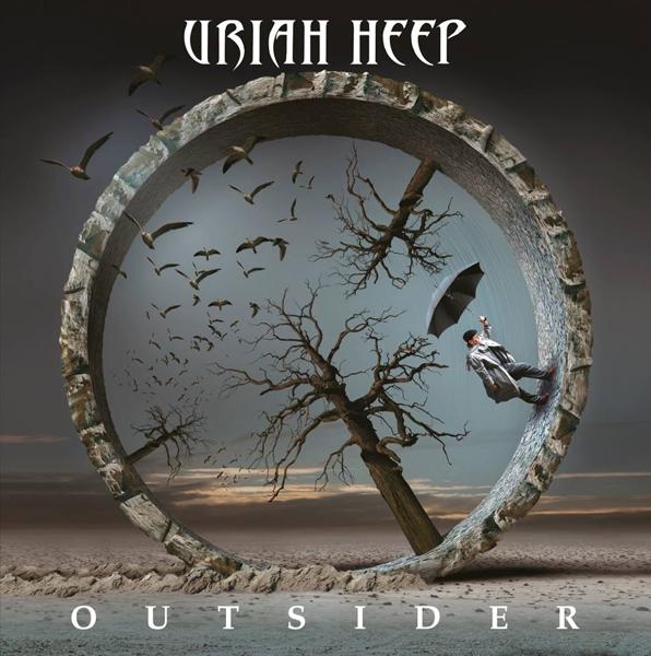 Uriah Heep: Outsider (CD)Легендарные британские хард-рокеры Uriah Heep выпускают свой 24-й студийный альбом Uriah Heep. Outsider &amp;ndash; первый с момента издания &amp;laquo;Into The Wild&amp;raquo; (2011).<br>