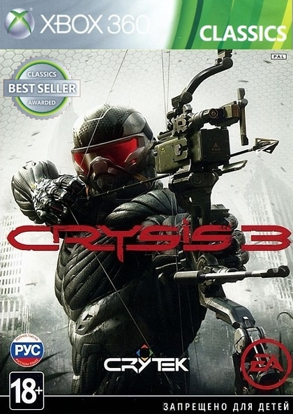 Crysis 3 (Classics) [Xbox 360]