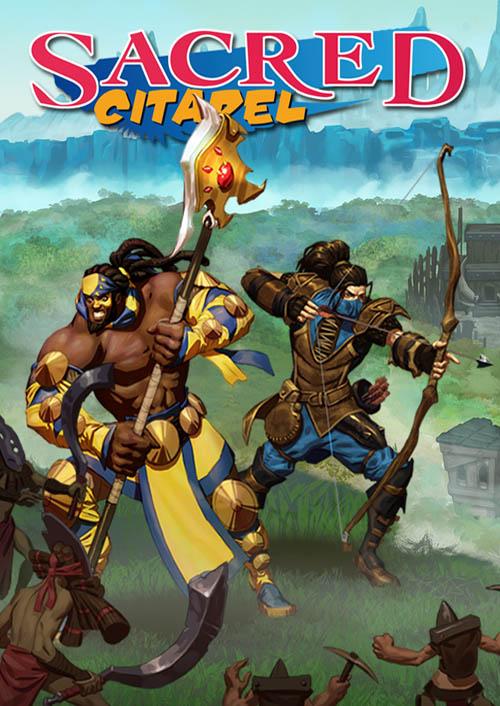Sacred Citadel (Цифровая версия)Игра Sacred Citadel &amp;ndash; первый платформер в знаменитой серии ролевых игр Sacred, в котором трем воинам предстоит выступить против лорда Зейна и его армии модифицированных орков, угрожающих поработить мир Анкарии.<br>