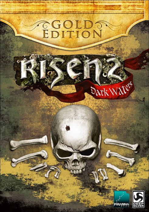 Risen 2. Dark Waters. Gold Edition [PC, Цифровая версия] (Цифровая версия) puzzles alatoys pzl1006 play children educational busy board toys for boys girls lace maze