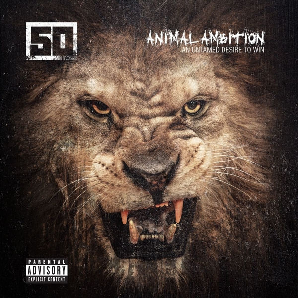 50 Cent. Animal Ambition: An Untamed Desire To Win от 1С Интерес