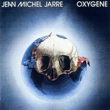 Jean Michel Jarre. Oxygene (LP) cd jean michel jarre cities in concert houston lyon