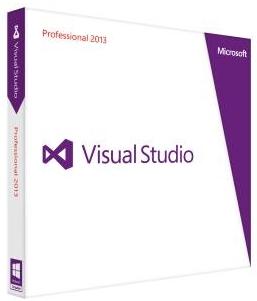 Visual Studio Professional 2013Visual Studio Professional 2013 &amp;ndash; это единая среда разработки конкурентоспособных приложений для пользовательских устройств и облака для домашнего и корпоративного применения.<br>