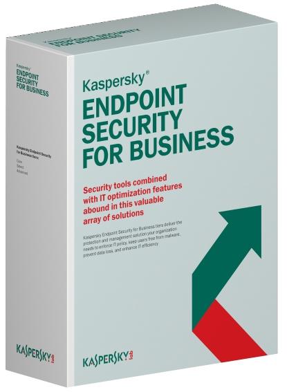 Kaspersky Endpoint Security для бизнеса Стартовый (10–14 устройств, 1 год) (Цифровая версия)
